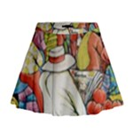 At The Shops  Mini Flare Skirt
