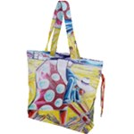 The Harvesters  Drawstring Tote Bag