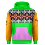 Designed By Revolution Child  Tropical Freak  Men s Pullover Hoodie