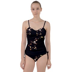 Shooting Star Sweetheart Tankini Set by WensdaiAddamns