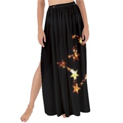 Shooting Star Maxi Chiffon Tie Up Sarong by WensdaiAddamns
