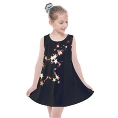 Shooting Star Kids  Summer Dress by WensdaiAddamns