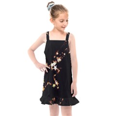 Shooting Star Kids  Overall Dress by WensdaiAddamns