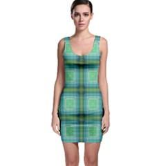 Background Pattern Structure Bodycon Dress by Pakrebo