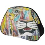 Lion  Full Print Accessory Pouch (Big)