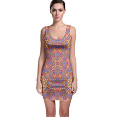 Background Image Structure Art Bodycon Dress by Pakrebo