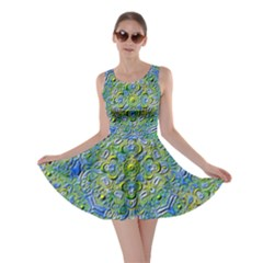 Farbenpracht Kaleidoscope Skater Dress