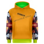 Designed By Revolution Child  Tropical Freak  Men s Overhead Hoodie