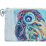 Cheeky Boy  Canvas Cosmetic Bag (XXXL)