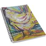 Chook 1  5.5  x 8.5  Notebook