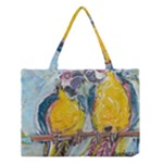Lovers  by Madzinga Art Medium Tote Bag