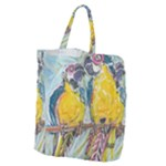Lovers  by Madzinga Art Giant Grocery Tote