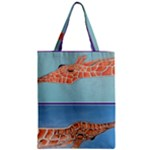 Mother s Love  by Madzinga Art Zipper Classic Tote Bag
