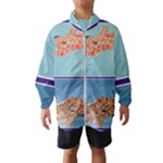 Mother s Love  by Madzinga Art Windbreaker (Kids)