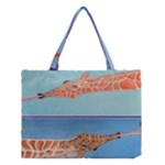 Mother s Love  by Madzinga Art Medium Tote Bag