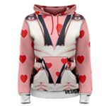 Designed By Revolution Child  L.O.V.E.  EditionWomen s Pullover Hoodie