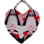 Designed By Revolution Child  L.O.V.E.  Edition Giant Heart Shaped Tote