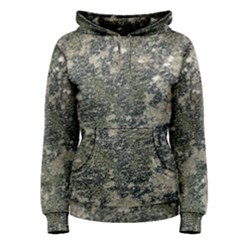 Grunge Camo Print Design Women s Pullover Hoodie by dflcprintsclothing