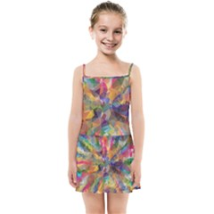 Polygon Wallpaper Kids  Summer Sun Dress