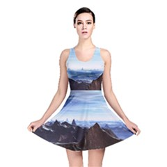 Planet Discover Fantasy World Reversible Skater Dress