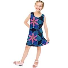 Ornament Digital Color Colorful Kids  Tunic Dress