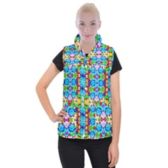 Ml 120 1 Women s Button Up Vest