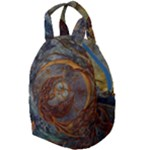 Collection: Acquerello<br>Print Design: Beskyttelse<br>Style: Rounded Backpack