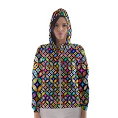 Ml 122 1 Hooded Windbreaker (women) by ArtworkByPatrick