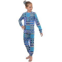 Ml 130 1 Kids  Long Sleeve Set  by ArtworkByPatrick