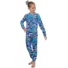 Ml 130 4 Kids  Long Sleeve Set  by ArtworkByPatrick