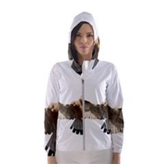 Eagle Hooded Windbreaker (women) by Sudhe