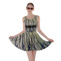 Mount Batok Bromo Indonesia Skater Dress