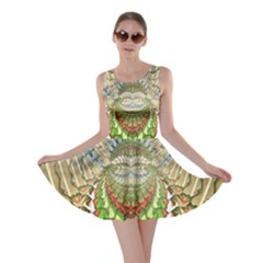 Abstract Fractal Magical Skater Dress