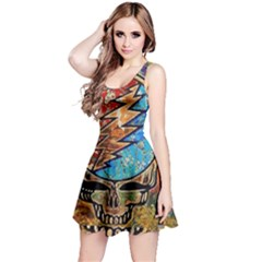 Grateful Dead Rock Band Reversible Sleeveless Dress