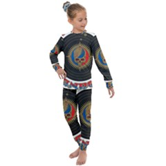 The Grateful Dead Kids  Long Sleeve Set  by Sudhe