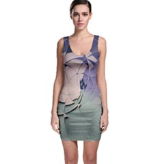 Digital Art Art Artwork Abstract Bodycon Dress