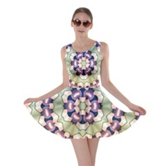 Digital Art Art Artwork Abstract Skater Dress