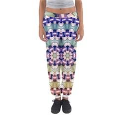Digital Art Art Artwork Abstract Women s Jogger Sweatpants