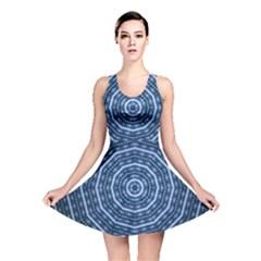 Digital Art Art Artwork Abstract Reversible Skater Dress