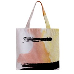 Sunset Riot Grocery Tote Bag by tangdynasty