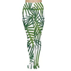 Fancy Tropical Pattern Tights by tarastyle