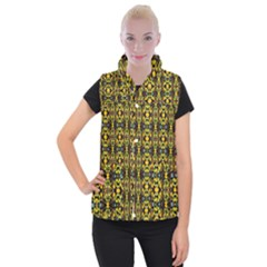 Ml 161 Women s Button Up Vest by ArtworkByPatrick