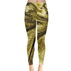 Backdrop Background Blank Color Leggings