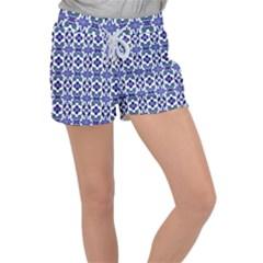 Ml 163 Women s Velour Lounge Shorts by ArtworkByPatrick