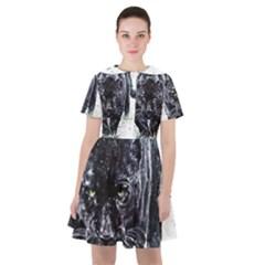 Panther Sailor Dress by kot737