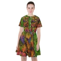 Fall Ivy Sailor Dress by okhismakingart
