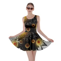 Star Mystical Fantasy Skater Dress