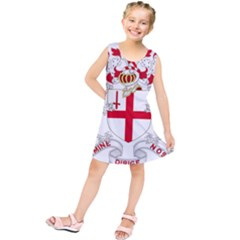 Coat Of Arms Of The City Of London Kids  Tunic Dress