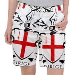 Coat Of Arms Of The City Of London Pocket Shorts by abbeyz71