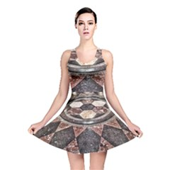 Statehouse Rotunda Floor Reversible Skater Dress